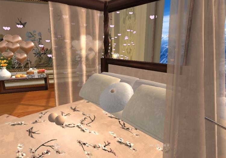 Caramel Bed Details