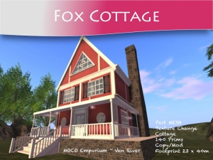 Fox Cottage Operating Manual