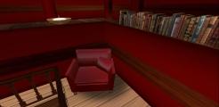 Second Life Asian Tiki Houses & Prefabs