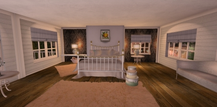 Secondlife Cottage Bedroom