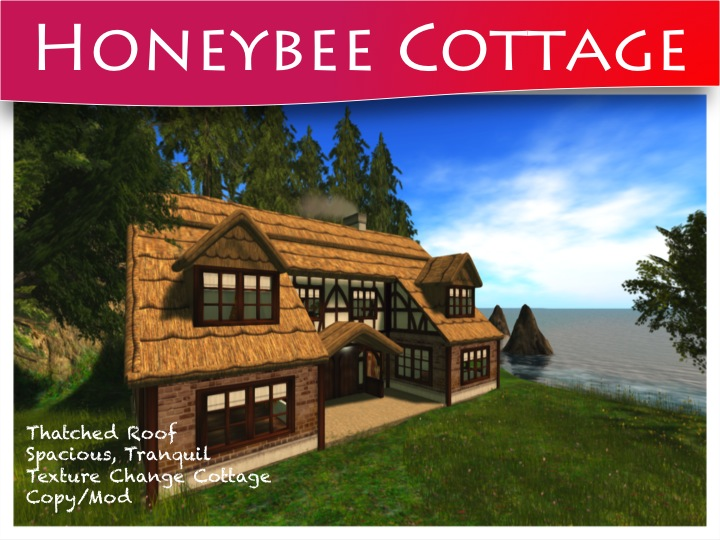 Best Quality Prefabs, Houses & Cottages In Second Life