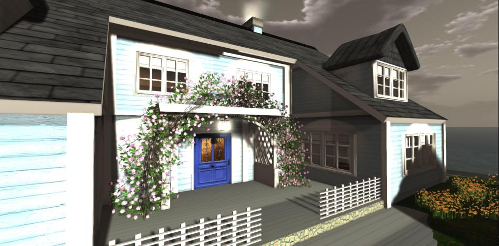 Buy BlueBelle Cottage Online @ The SL Marketplace