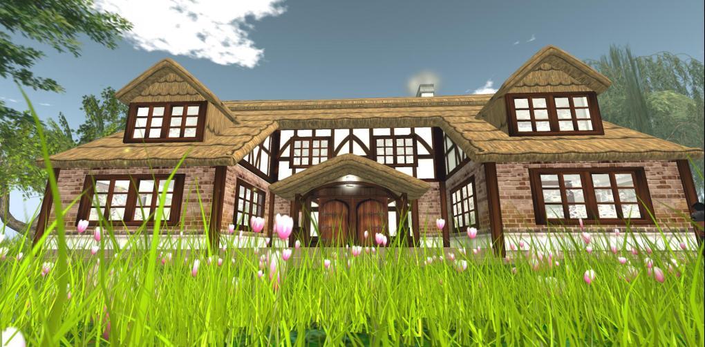 Moco Emporium Prefab Cottages, Houses & Homes Second Life