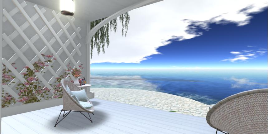 Riverside Cottage Second Life