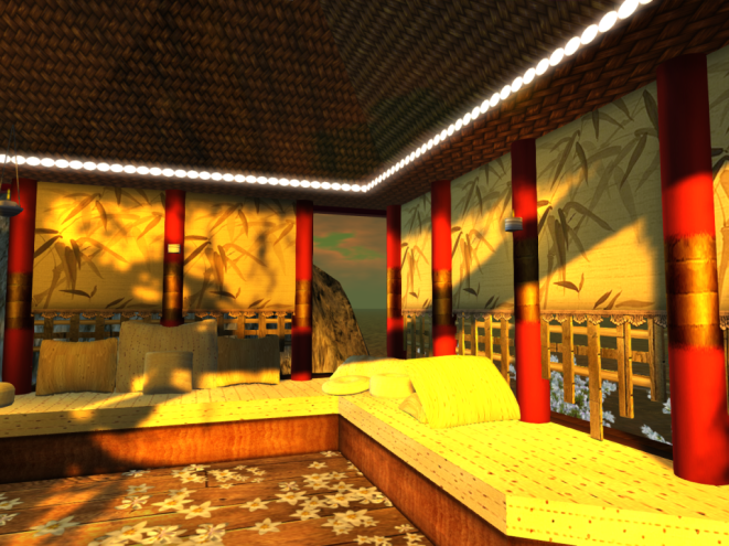 New Red Asian Beach Hut_022