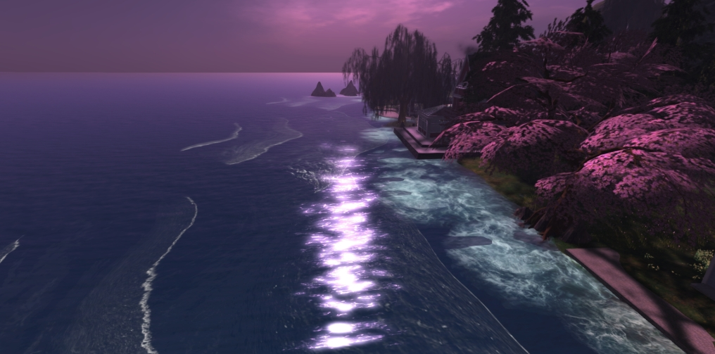 Calm Over Ven River