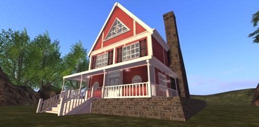 Butterscotch Cottage's Smaller Cousin