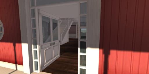 Light Bright Verandah, Entrance & Conservatory
