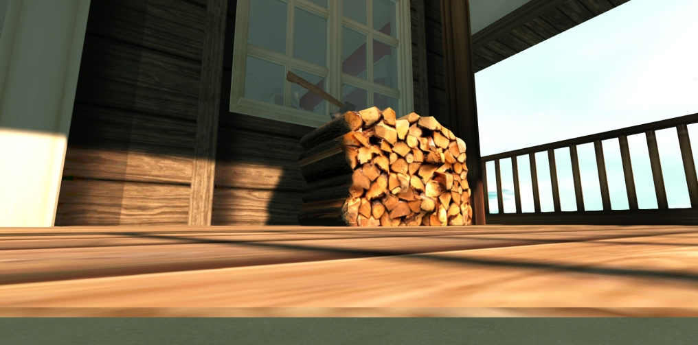 No need to chop fire wood it is already done!