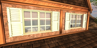 Lots of different window choices including privacy