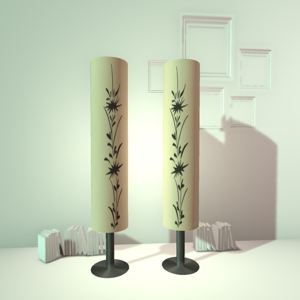japanese Floor lamps 5a