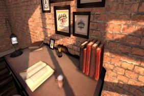 Pewter desk set_029