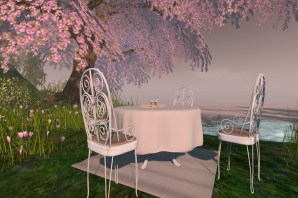 Bistro Chair & Table Set_007