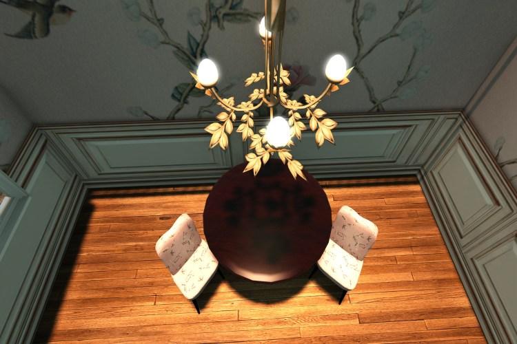 leaf chandelier gold_065