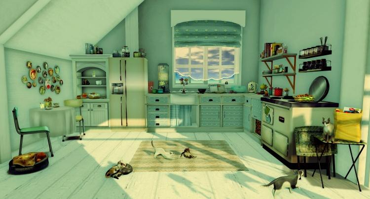 Carmilla Kitchen