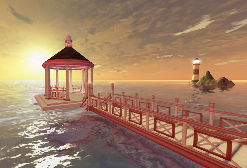 Red Bandstand 3