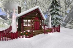 Woodland Hut_087