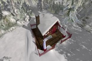 Woodland Hut_089