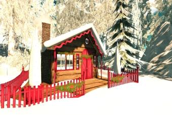 Woodland Hut_095