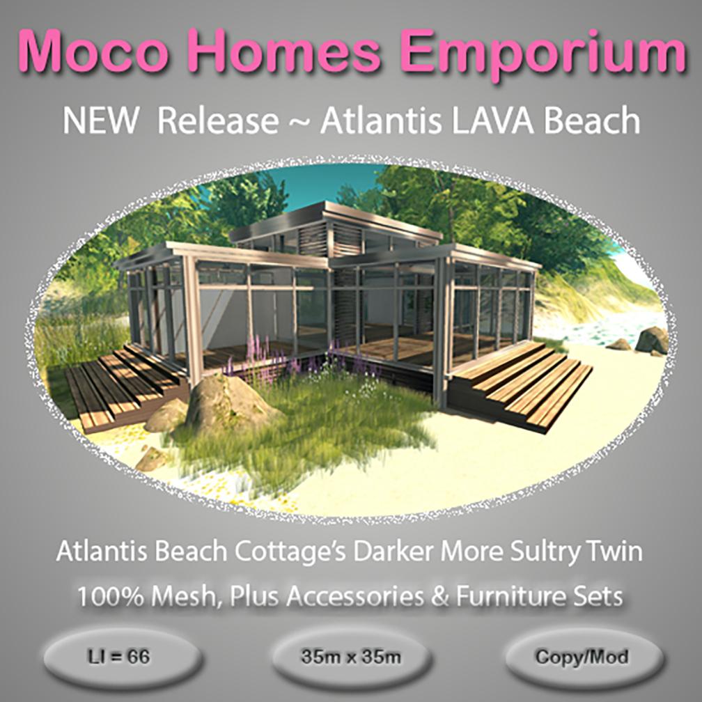 Atlantis Lava beach for sale 1008