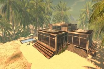 Atlantis Lava Beach Pool Cottage _029