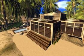 Atlantis Lava Beach Pool Cottage _037