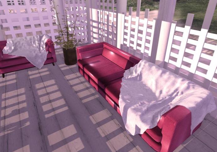 Leather Sofa 2