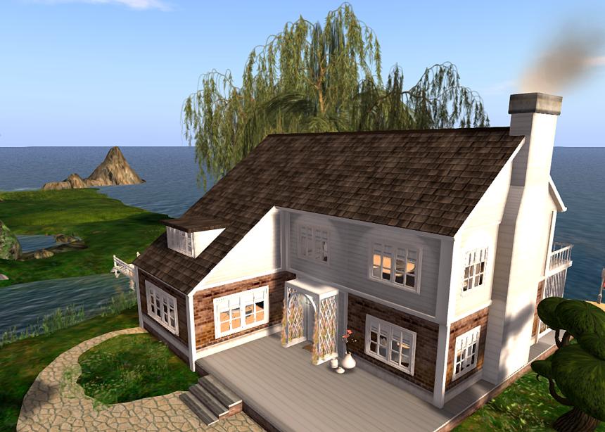 Riverside Cottage Ad3